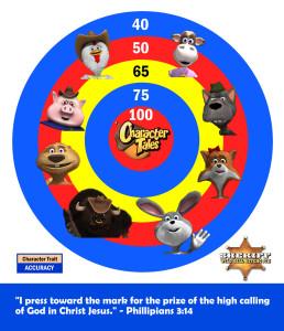 Target for slingshots